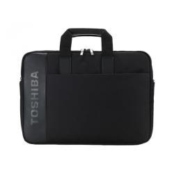 """Sacoche Toshiba Ultra Mobile - Sacoche pour ordinateur portable - 14"""" - noir - pour Portégé A30, R30, Z30, Z40; Satellite Z30; Satellite Pro A30, A40, R40; Tecra A40, Z40"""