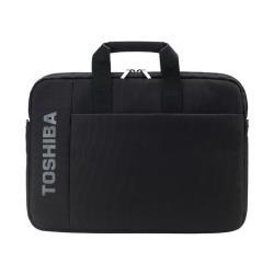 "Sacoche Toshiba Standart - Sacoche pour ordinateur portable - 16"" - noir - pour Satellite C55, L50, P50; Satellite Pro A40, A50, R50; Satellite Radius 15; Tecra A50, Z50"