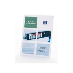 Étiquettes HPE SDLT I Bar Code Label Pack - Étiquettes code à barres - pour StorageWorks ESL9322, ESL9595, MSL5026, MSL5052; SureStore DLT