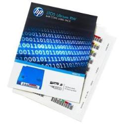 Étiquettes HPE Ultrium 5 WORM Bar Code Label Pack - Étiquettes code à barres - pour HPE MSL2024, MSL4048, MSL8096; LTO-5 Ultrium; StoreEver MSL4048 LTO-5, MSL6480