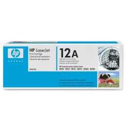 Toner HP - 12a