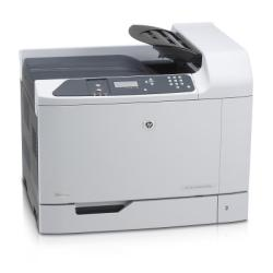 Imprimante laser HP Color LaserJet CP6015n - Imprimante - couleur - laser - 1200 x 600 ppp - jusqu'à 41 ppm (mono) / jusqu'à 41 ppm (couleur) - capacité : 600 feuilles - USB, LAN