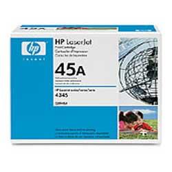 Toner HP - 45a