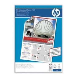 Papier HP Professional 120 matt - Mat - blanc brillant - A3 (297 x 420 mm) 100 feuille(s) papier - pour Officejet 200, 250, 6950; Officejet Pro 7740, 8710; Photosmart 65XX B211, Wireless B110