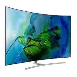 TV QLED Samsung - Smart QE55Q8C Ultra HD 4K Premium Curvo