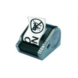 Étiqueteuse Brother QL-1050 - Imprimante d'étiquettes - papier thermique - Rouleau (10,2 cm) - 300 x 300 ppp - jusqu'à 110 mm/sec - USB, série
