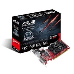 Scheda video Asus - R7240-oc-4gd3-l