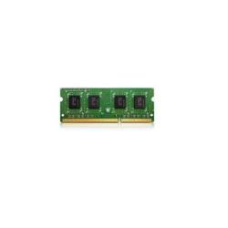 Barrette RAM QNAP - DDR3L - 4 Go - SO DIMM 204 broches - 1600 MHz / PC3L-12800 - 1.35 V - mémoire sans tampon - non ECC