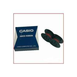 Ruban Casio RB-02 - 1 - noir/rouge - ruban d'impression - pour Casio DR-320TEC, DR-320TER, DR-420TEC, DR-T120