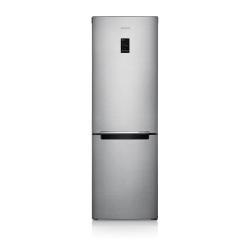 Réfrigérateur Samsung Smart RB31FERNCSA - Réfrigérateur/congélateur - pose libre - largeur : 59.5 cm - profondeur : 73.1 cm - hauteur : 185 cm - 304 litres - congélateur bas - Classe A++ - inox brillant