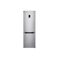 Réfrigérateur Samsung Serie 3000 RB33J3205SA - Réfrigérateur/congélateur - pose libre - largeur : 59.5 cm - profondeur : 66.8 cm - hauteur : 185 cm - 328 litres - congélateur bas - Classe A++ - graphite métallisé