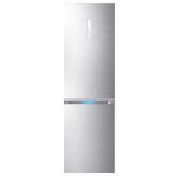 Réfrigérateur Samsung Chef Collection RB41J7859SR - Réfrigérateur/congélateur - pose libre - largeur : 59.5 cm - profondeur : 65 cm - hauteur : 201.7 cm - 406 litres - congélateur bas - Classe A+++ - inox