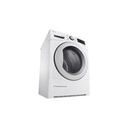 Sèche-linge LG ECO HYBRID RC9055AP2F - Sèche-linge - pose libre - largeur : 60 cm - profondeur : 64 cm - hauteur : 85 cm - chargement frontal - blanc