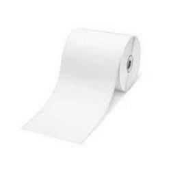 Rouleau Brother RDS01E2 - Papier - blanc - Rouleau (10,2 cm x 44,3 m) 1 rouleau(x) ruban - pour Brother TD-4000, TD-4100N