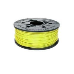 XYZprinting - Pack de 1 - jaune fluorescent - 600 g - cartouche à filament ABS (3D) - pour da Vinci 1.0, 1.0 Aio