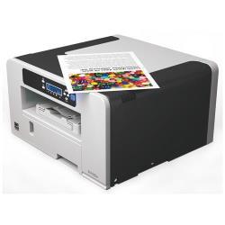 Imprimante à jet d'encre Ricoh Aficio SG 3110DNw - Imprimante - couleur - Recto-verso - jet d'encre - A4 - 3600 x 1200 ppp - jusqu'à 29 ppm (mono) / jusqu'à 29 ppm (couleur) - capacité : 250 feuilles - USB 2.0, LAN, Wi-Fi(n)