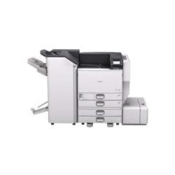 Imprimante laser Ricoh Aficio SP C830DN - Imprimante - couleur - Recto-verso - laser - A3 - 1200 ppp - jusqu'à 45 ppm (mono) / jusqu'à 45 ppm (couleur) - capacité : 1200 feuilles - USB 2.0, LAN, hôte USB