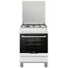 Cuisinière à gaz Electrolux - Electrolux RKK61300OW -...