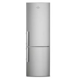 R�frig�rateur Electrolux RN3611OOX - R�frig�rateur/cong�lateur - pose libre - largeur : 59.5 cm - profondeur : 64.7 cm - hauteur : 184.5 cm - 337 litres - cong�lateur bas - Classe A+++ - inox