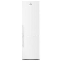 Réfrigérateur Electrolux RN3613MOW - Réfrigérateur/congélateur - pose libre - largeur : 59.5 cm - profondeur : 64.7 cm - hauteur : 184.5 cm - 337 litres - congélateur bas - Classe A++ - blanc