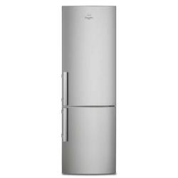 Réfrigérateur Electrolux RN3613MOX - Réfrigérateur/congélateur - pose libre - largeur : 59.5 cm - profondeur : 64.7 cm - hauteur : 184.5 cm - 337 litres - congélateur bas - Classe A++ - inox