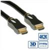 câble Nilox - roline - Câble HDMI - HDMI (M)...