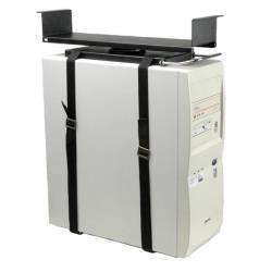 ITB Solution - Kit de montage - montable sous bureau - noir
