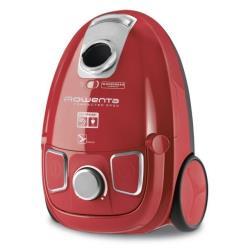 Aspirateur Rowenta Compacteo Ergo RO5253 - Aspirateur - traineau - sac - 2000 Watt - rouge
