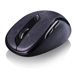 Souris Rapoo 7100P - Souris - optique - 6 boutons - sans fil - 5 GHz - récepteur sans fil USB - noir