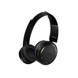 Panasonic RP-BTD5 - Casque - sur-oreille - sans fil - Bluetooth - NFC* - noir