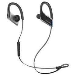 Panasonic Wings RP-BTS50E - �couteurs avec micro - intra-auriculaire - montage sur l'oreille - sans fil - Bluetooth - noir