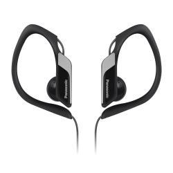 Panasonic RP-HS34ME - Écouteurs avec micro - embout auriculaire - montage sur l'oreille - jack 3.5mm
