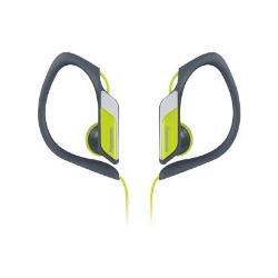 Panasonic RP-HS34ME - Écouteurs avec micro - embout auriculaire - montage sur l'oreille - 3.5 mm plug
