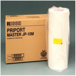 Ruban Ricoh JP10M - B4 (250 x 353 mm) rouleau master imprimante (pack de 2 ) - pour Priport JP1050
