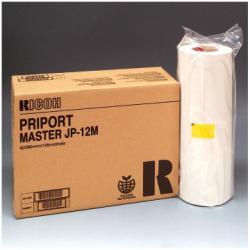 Ruban Ricoh JP12M - B4 (250 x 353 mm) rouleau master imprimante (pack de 2 ) - pour Priport JP1250, JP1255