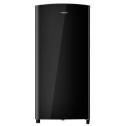 Réfrigérateur Hisense RR195D4DB1 - Réfrigérateur - pose libre - largeur : 51.9 cm - profondeur : 53.6 cm - hauteur : 113 cm - 150 litres - classe A+ - noir