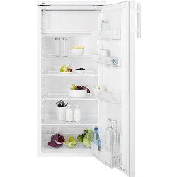 Réfrigérateur intégrable Electrolux RRF2404FOW - Réfrigérateur avec compartiment freezer - pose libre - largeur : 55 cm - profondeur : 61.2 cm - hauteur : 125 cm - 232 litres - classe A+ - inox