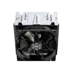 Ventilateur Cooler Master Hyper 412S - Refroidisseur de processeur - (LGA775 Socket, LGA1156 Socket, Socket AM2, Socket AM2+, LGA1366 Socket, Socket AM3, LGA1155 Socket, Socket AM3+, LGA2011 Socket) - aluminium et cuivre - 120 mm