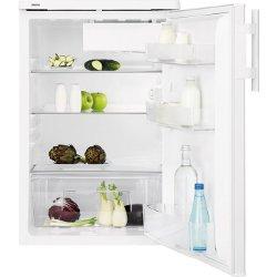 Réfrigérateur Electrolux RRT1601BOW2 - Réfrigérateur avec compartiment freezer - pose libre - largeur : 55 cm - profondeur : 61.2 cm - hauteur : 85 cm - 148 litres - table top - classe A+ - blanc
