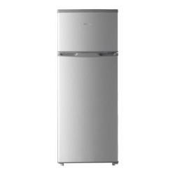 Réfrigérateur Hisense RT280D4AG1 - Réfrigérateur/congélateur - pose libre - largeur : 55.4 cm - profondeur : 55.1 cm - hauteur : 144 cm - 215 litres - congélateur haut - classe A+ - blanc