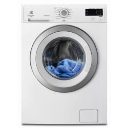 Lave-linge Electrolux Inspiration RWF 1276 HDW - Machine à laver - pose libre - largeur : 60 cm - profondeur : 54 cm - hauteur : 85 cm - chargement frontal - 7 kg - 1200 tours/min