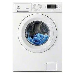Lave-linge Electrolux Inspiration RWF 1284 EDW - Machine à laver - pose libre - largeur : 60 cm - profondeur : 54 cm - hauteur : 85 cm - chargement frontal - 8 kg - 1200 tours/min