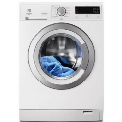 Lave-linge Electrolux RWF 1407 MEW - Machine à laver - pose libre - largeur : 60 cm - profondeur : 64 cm - hauteur : 85 cm - chargement frontal - 10 kg - 1400 tours/min