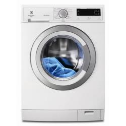 Machine à laver séchante Electrolux RWW1697MDW - Machine à laver séchante - pose libre - largeur : 60 cm - profondeur : 64 cm - hauteur : 85 cm - chargement frontal - 9 kg - 1600 tours/min - blanc