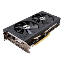 Scheda video Sapphire - Radeon rx 480 nitro+ oc lite retail