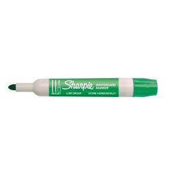 Marqueur Sharpie - Marqueur - pour tableau blanc - vert - 2 mm - pack de 12