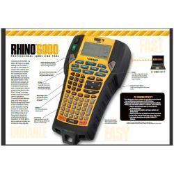 Etichettatrice Dymo - Rhino 6000 kit