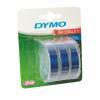 Nastro Dymo - 3D Rilievo 9mmx3m Blu