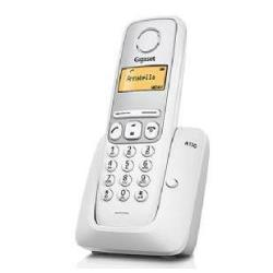 Telefono fisso Gigaset - AS160 WHITE