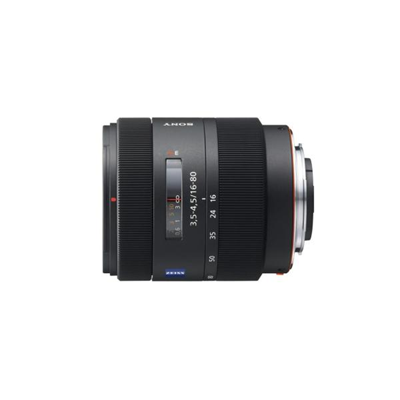 Sony - 16-80MM DT F3.5-5.6 ZA T  ZEISS